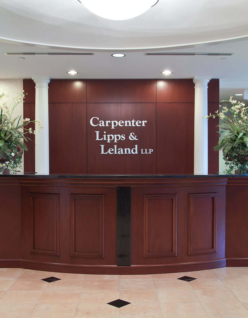 The Law Office of Carpenter Lipps & Leland in Columbus Ohio